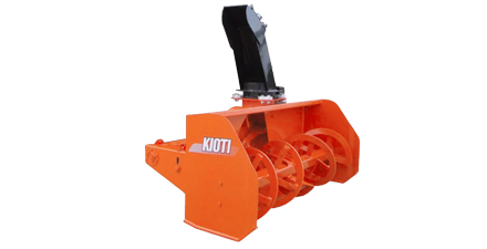 Front Mount Snow Blowers